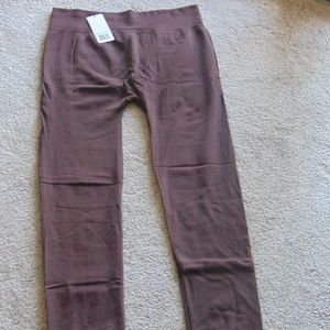 NWT Best Ever Brown TC Plus Size Leggings!